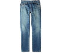 Social Sculpture 04 Slim-fit Selvedge Denim Jeans