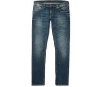 Long John Skinny-fit Stretch-denim Jeans
