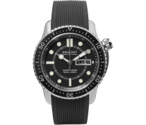S500 Supermarine Automatic 43mm Stainless Steel And Rubber Watch