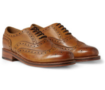 Stanley Leather Wingtip Brogues