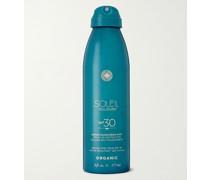 Organic Sheer Sunscreen Mist SPF30, 177ml