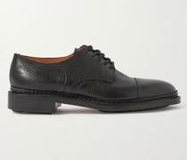 Kilmory Full-Grain Leather Derby Shoes
