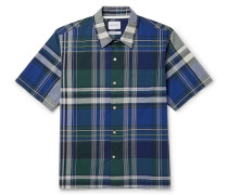 Carsten Checked Cotton Shirt
