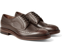 Lucien Leather Wingtip Brogues
