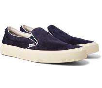 Cambridge Suede Slip-on Sneakers