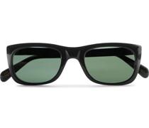 Kelev Square-Frame Acetate Sunglasses