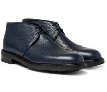 Grove Full-grain Leather Chukka Boots