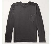 Cotton and Modal-Blend Pyjama T-Shirt