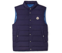 Febe Slim-fit Quilted Shell Down Gilet