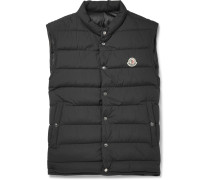 Febe Quilted Shell Down Gilet