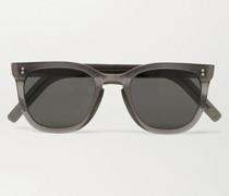 + Cutler and Gross D-Frame Acetate Sunglasses