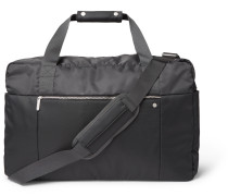 Canvas And Shell Holdall
