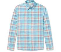 Ventura Checked Cotton Shirt
