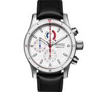 Oracle Team Usa Regatta Titanium And Rubber Chronograph Watch