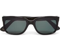 + Cutler & Gross Square-frame Acetate Sunglasses