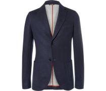 Slim-fit Cashmere-blend Blazer