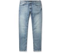 Skinny Lin Organic Stretch-Denim Jeans