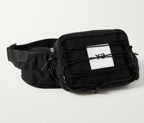 Mesh-Trimmed CORDURA Belt Bag