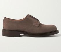 Archie III Suede Derby Shoe