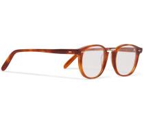 D-frame Tortoiseshell Acetate Optical Glasses