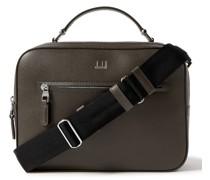 Cadogan Full-Grain Leather Messenger Bag