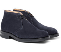 Ryder Suede Chukka Boots