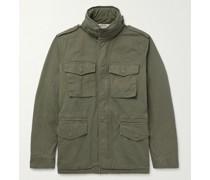 Cotton-Drill Field Jacket