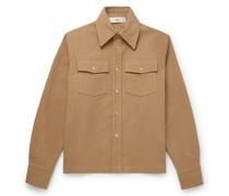Matsy Cotton-Moleskin Shirt Jacket