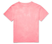 Washed-cotton Jersey T-shirt