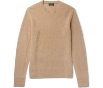Kaden Ribbed Cashmere Sweater