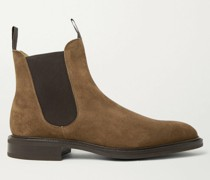 Newmarket Suede Chelsea Boots