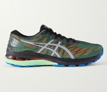 GEL-Kayano 28 Lite-Show Mesh and Rubber Running Sneakers