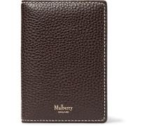 Full-grain Leather Bifold Cardholder
