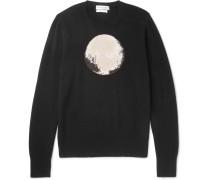 Pluto Intarsia Cashmere Sweater
