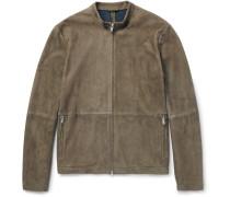 Arvid Suede Jacket