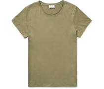 Standard O Cotton-jersey T-shirt