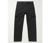 Carpenter Cotton-Blend Cargo Trousers