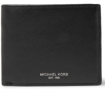 Owen Rfid-blocking Grained-leather Billfold Wallet