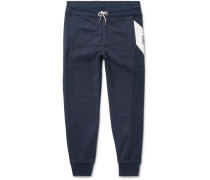 Slim-fit Tapered Loopback Cotton-jersey Sweatpants