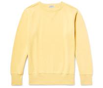 Bay Meadows Loopback Cotton-jersey Sweatshirt