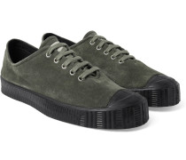 + Spalwart Special V Low Rubber-trimmed Suede Sneakers