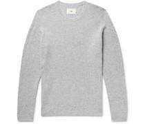 Patrick Mélange Merino Wool Sweater