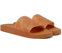 Intrecciato Rubber Slides