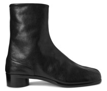 Tabi Split-Toe Leather Boots