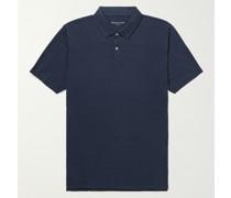 Ramsay 2 Stretch Cotton and TENCEL-Blend Piqué Polo Shirt