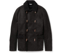 Nordic Shearling Duffle Coat