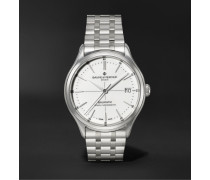 Clifton Baumatic Automatic Chronometer 40mm Stainless Steel Watch, Ref. No. M0A10505