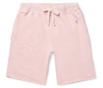 Loopback Cotton-jersey Shorts