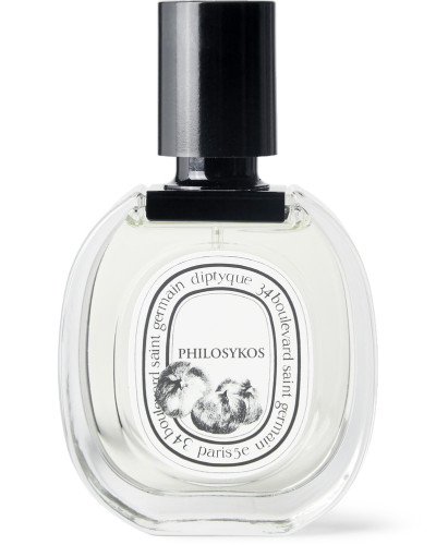 Philosykos Eau De Toilette - Fig Tree Leaf & Green Fruit, 50ml - Colorless