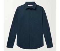 Giles Sea Island Cotton Shirt